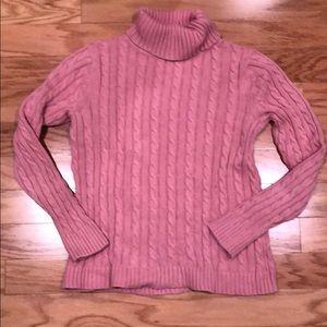 LL Bean sweater size M
